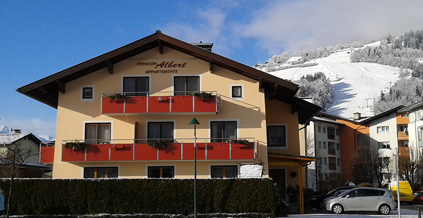 Appartement-Pension Albert in Zell am See